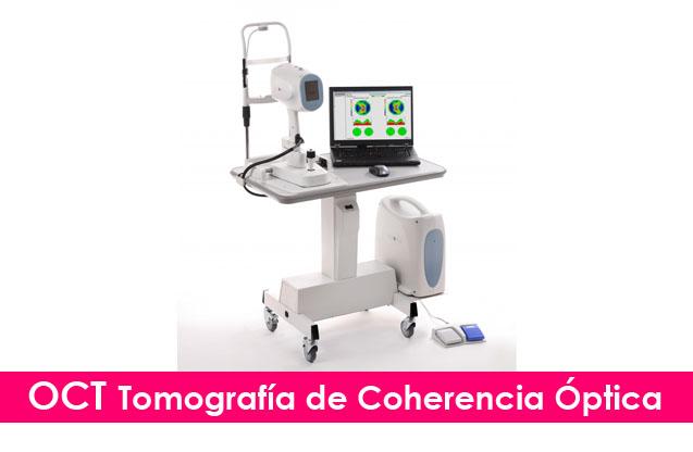 OCT-Tomografía Coherencia Óptica