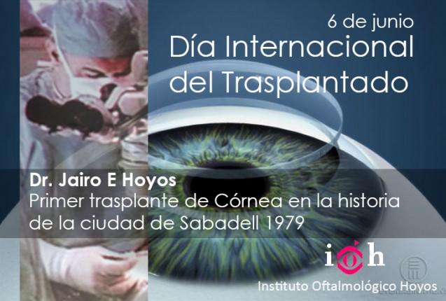 Día internacional del Trasplantado