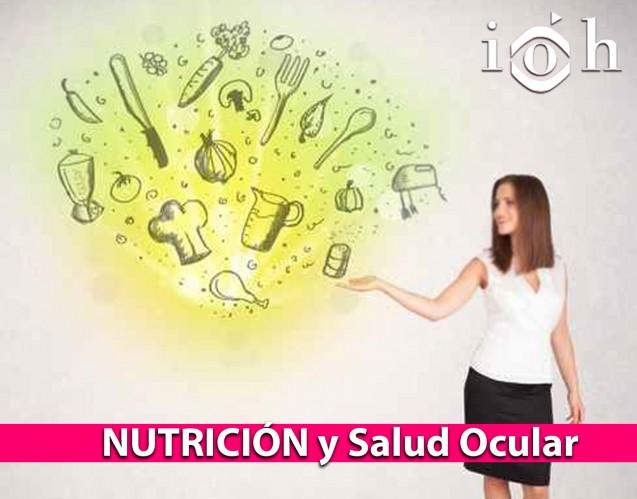 NUTRICIÓN y Salud Ocular