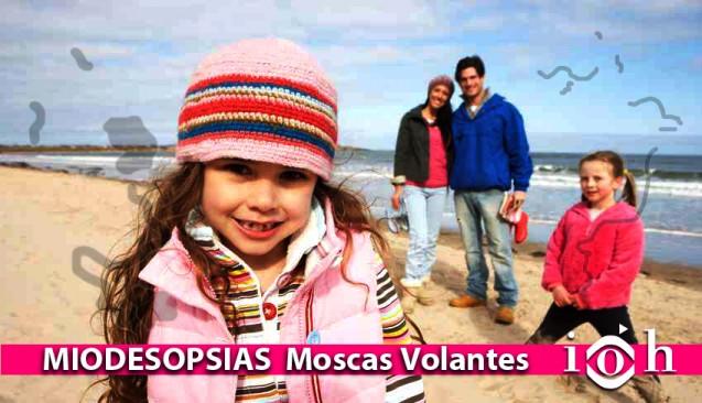 MOSCAS Volantes – Miodesopsias